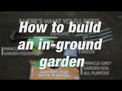 Find Out How to Plant an In Ground Garden | Miracle-Gro Canada