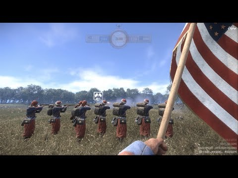 War of Rights - Line Battle - The Ferocious 114th Pennsylvania Infantry in Action at Dunker Church