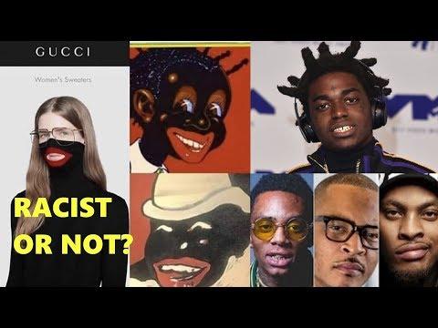 Celebs react to alleged Gucci Blackface Racism (T.I., Kodak Black, Soulja Boy & more) Mp3