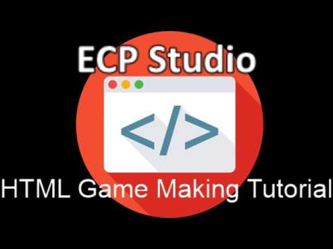 HTML/JS RPG Game Tutorial 1