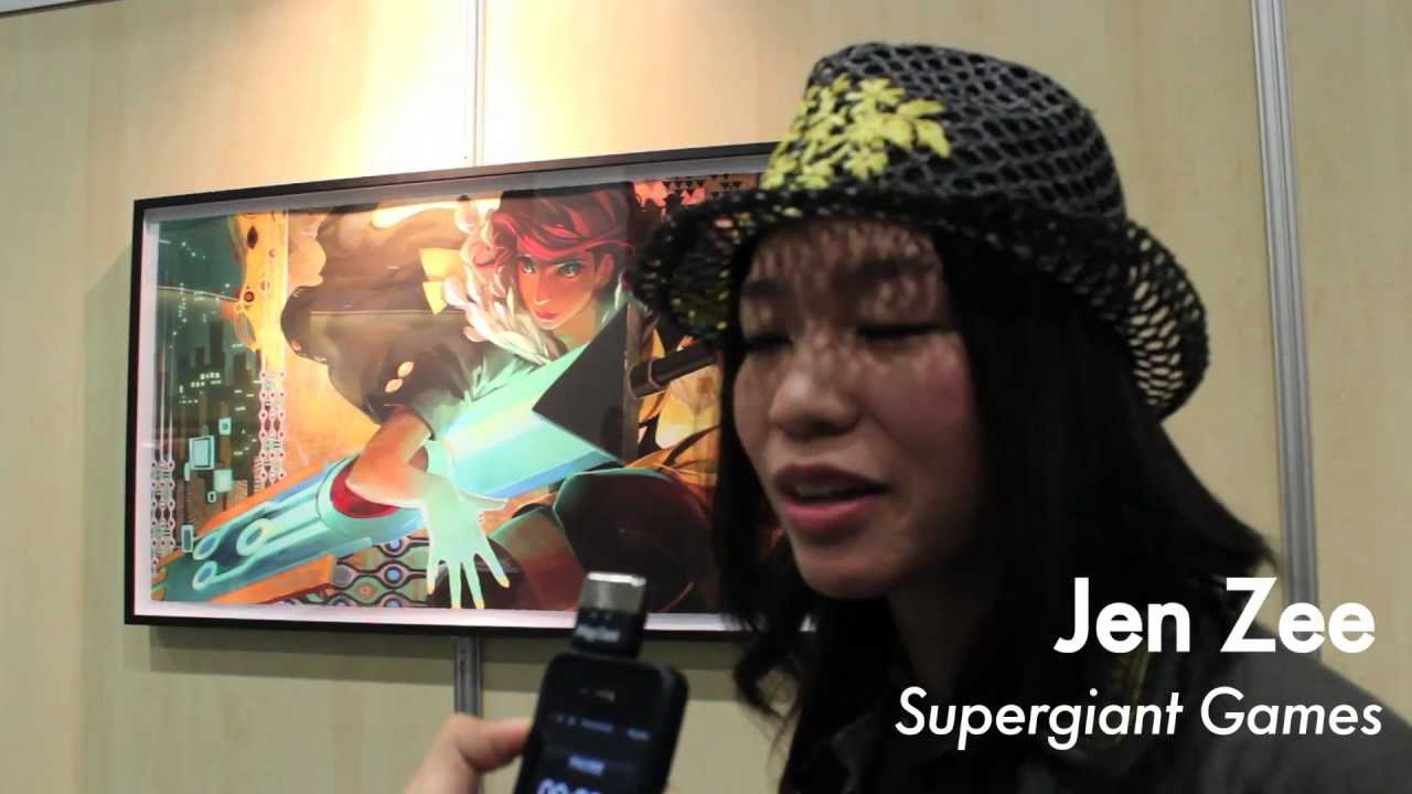 Into The Pixel Game Artist Interview W Supergiant Games Jen Zee