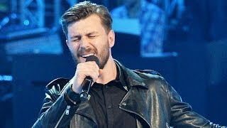 """The Voice of Poland III - Ernest Staniaszek - ,,Mamma I'm Coming Home"""" - Live"""
