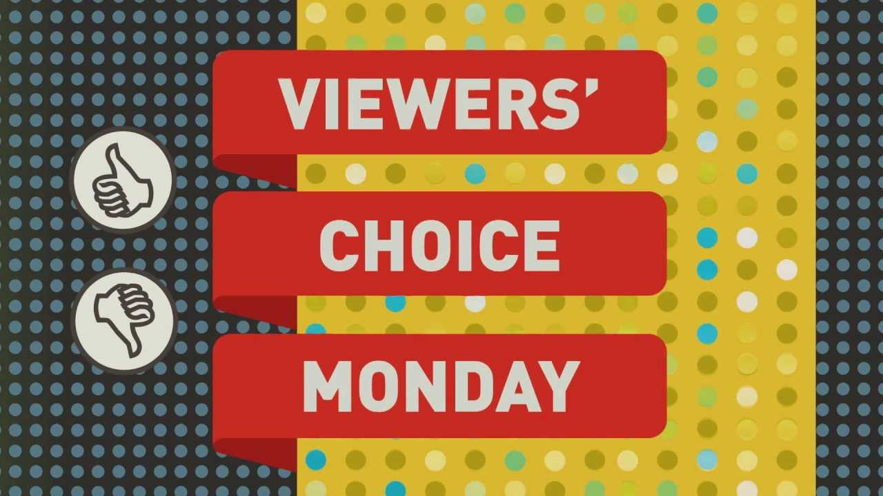 Viewers' Choice Monday - Ovation
