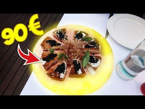 Ho mangiato la PIZZA PIU' COSTOSA D'ITALIA 🍕