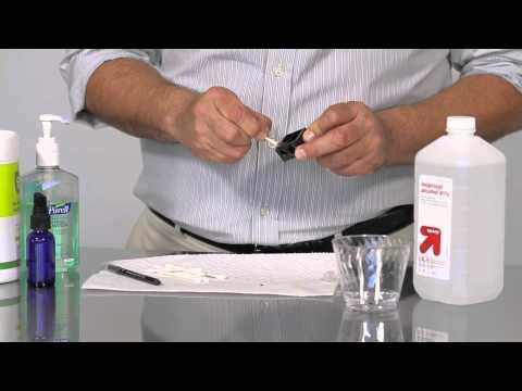 How to Clean a Plastic Eye Pencil Sharpener : Makeup Maven