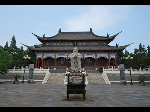 LIVE: #XinhuaLive takes you to Confucius' Temple in Shandong Province