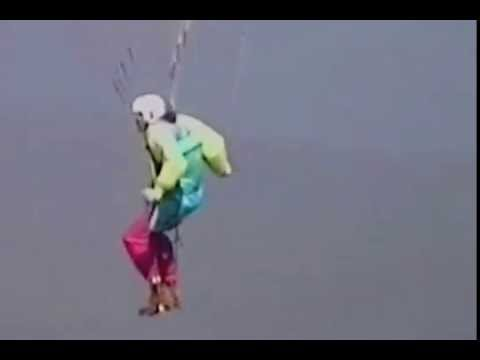 Monte Leco Nord AL paragliding 31 AGO 1991