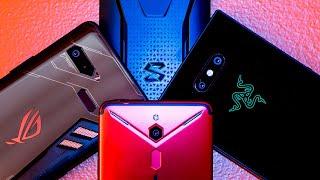 Топ 5 Лучших Смартфонов Для Игр (2020)