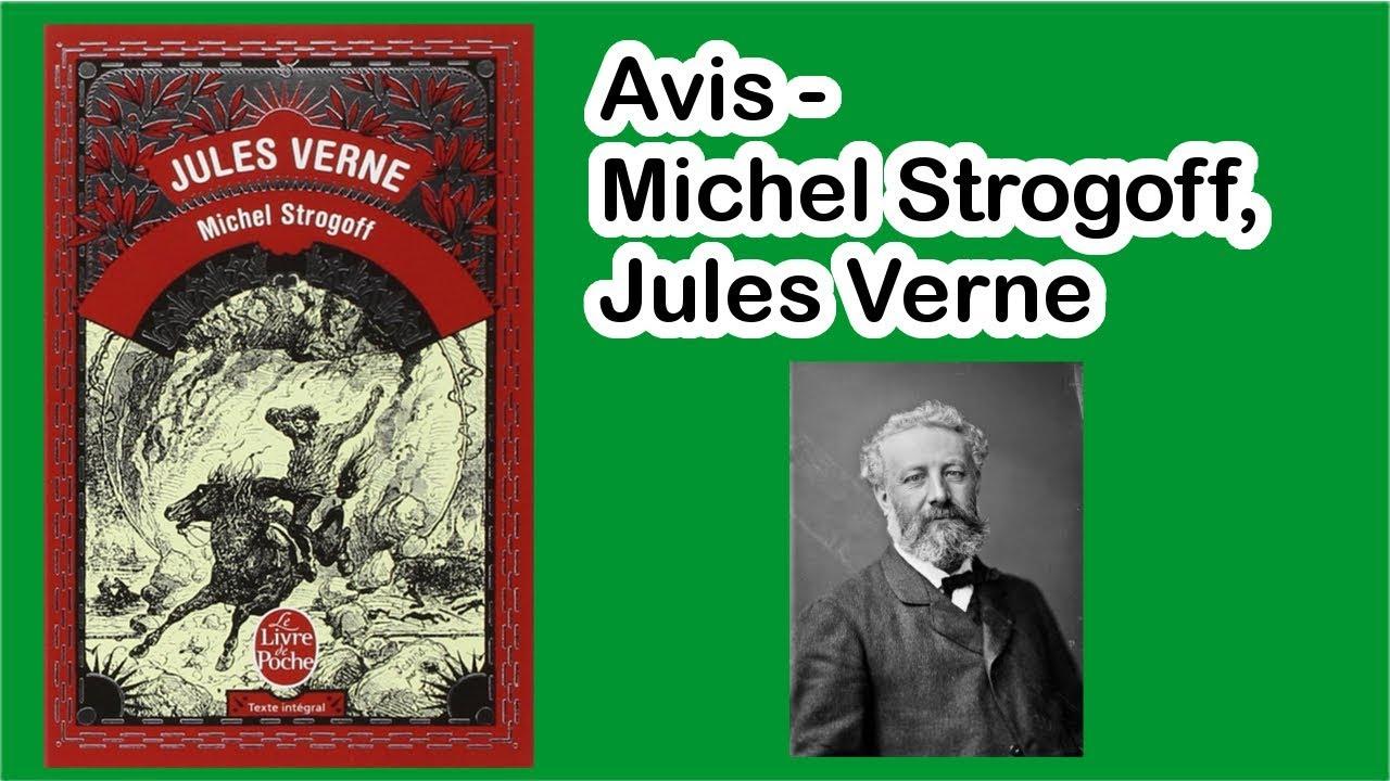 Avis Michel Strogoff Jules Verne