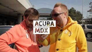 видео Обзор модели Acura MDX