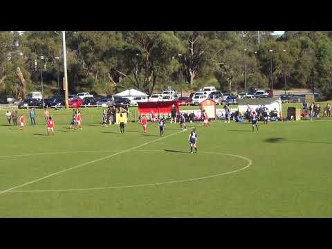 u13 ECU vs Joondalup Utd 240618 - 2nd half