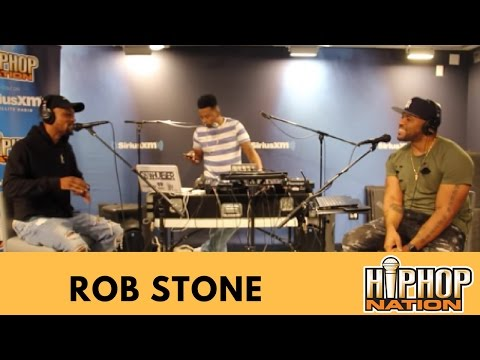Rob Stone interview with Torae Talks Mixtape, RCA Records Working with D.R.A.M and More!