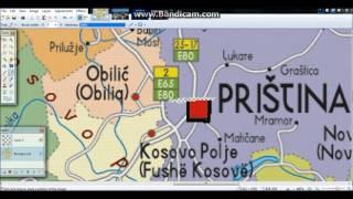 Kosovo Speed Art