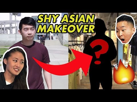 SHY ASIAN GUY GETS A MAKEOVER AND IT CHANGES HIS LIFE!!