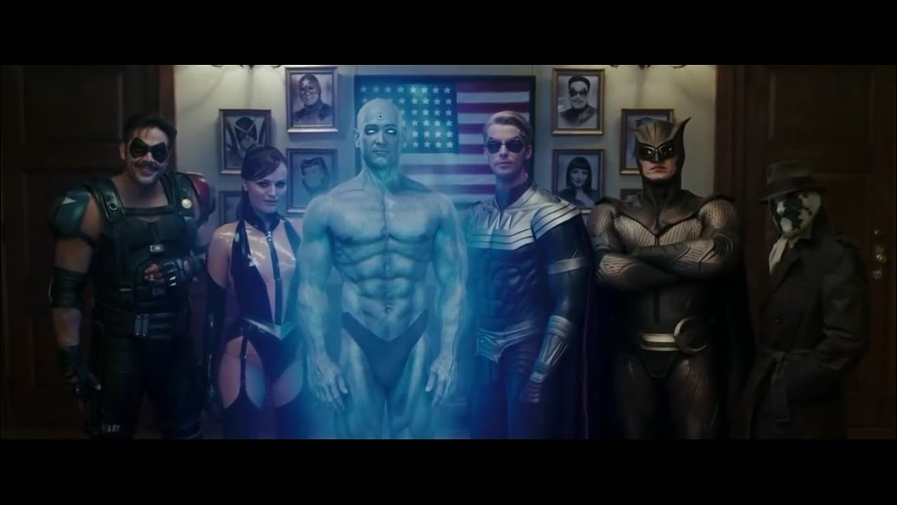 Image result for watchmen 2009