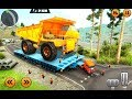Heavy Cargo Trailer Truck Simulator 2019: Oversize | Android Gameplay (Cartoon Games Network)