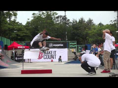 Element make it count international contest in Hong Kong