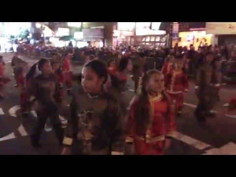 Alamo Parade Team 2015