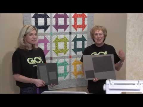 The Churn Dash Quilt - Lessons With Eleanor Burns