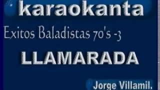 Karaokanta - Manolo Muñoz - Llamarada