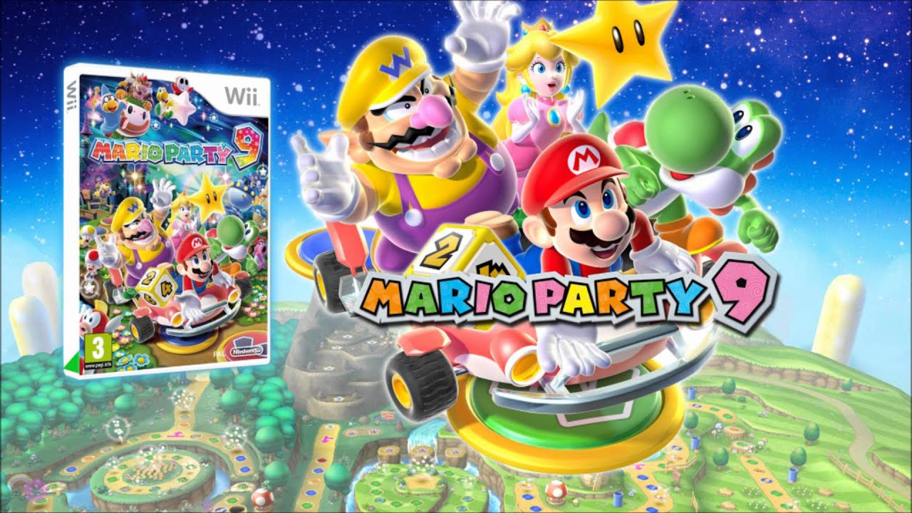Bowser Jr S Mad Hd 87 Mario Party 9 Ost