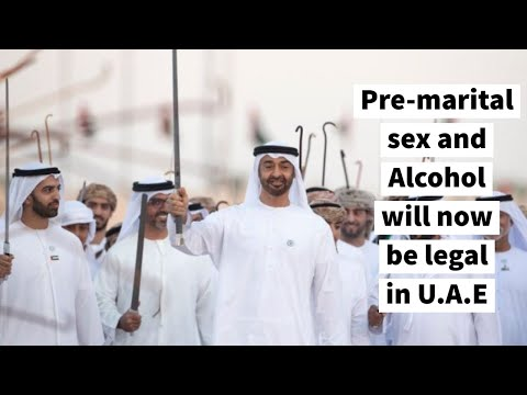 UAE announces relaxing of Islamic laws