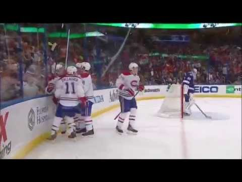 All Montreal Canadiens 2014 Playoff Goals