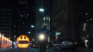 Persegui ao Pac-Man parte 1 (Inglês) Pixels o Filme
