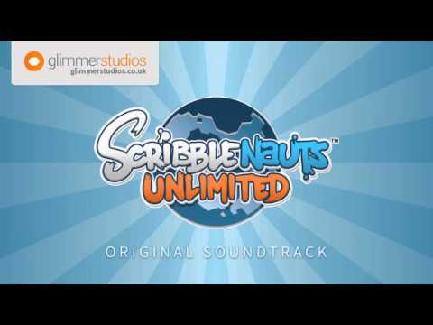 Scribblenauts Unlimited OST - Camelcase Oasis