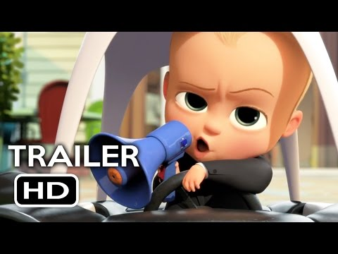 Thumbnail: The Boss Baby Official Trailer #2 (2017) Alec Baldwin, Lisa Kudrow Animated Movie HD
