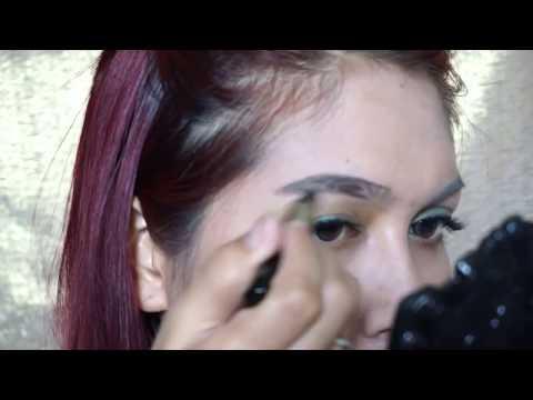 【MyPrincessHK 】Mistine Brow Secret 3D 眉筆套裝-眉筆+眉粉+眉膏