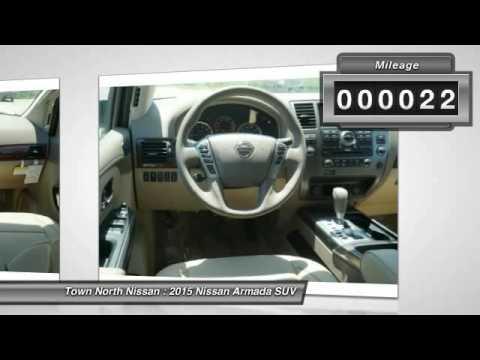 2015 Nissan Armada Austin TX FN621331. Town North ...