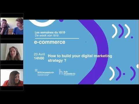 Webinar: How to build your digital marketing strategy