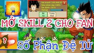 [NRO] Pha Mở Skill 2 Trên Live Hài Hước Và Cái Kết...Ngọc Rồng Online