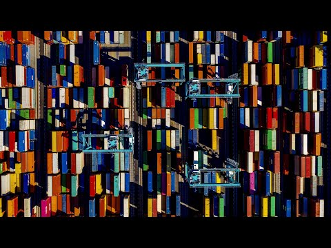 Shipping container shortage is leading to challenges in shipping goods between the US and Asia