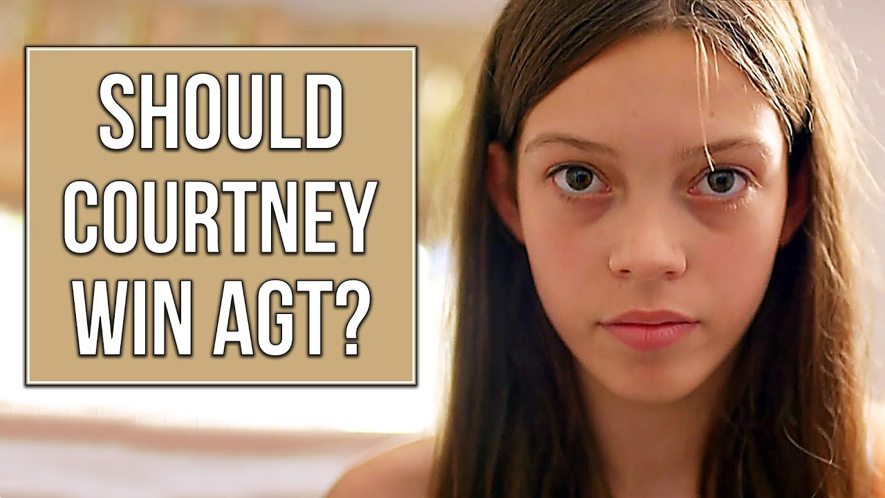 Does Courtney Hadwin Deserve to Win Americas Got Talent  YouTube