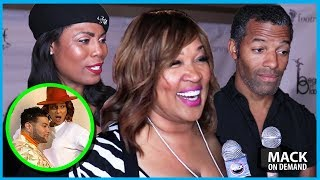 Kym Whitley Omarosa and MORE Celebrate Derrick Rutledge's Birtthday