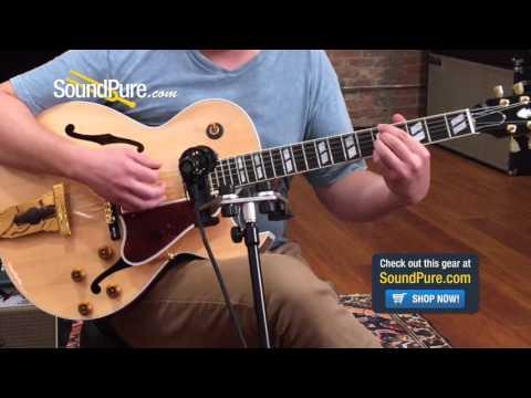 Gibson Custom L-4  & Carr Sportsman Combo Amp Quick n' Dirty