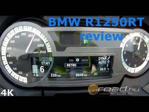 BMW R1250RT Review (4K): The King Of Touring - Onroad.bike
