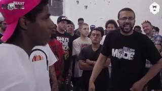 bmny eddy i vs eb rap battle
