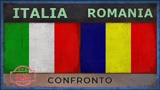 ITALIA vs ROMANIA ✪ Classifica Potenze Militari [2018]