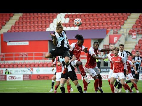 Rotherham United 1 Newcastle United 1 | Pre-Season Friendly Highlights