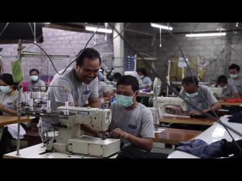 Bengkel Baju Garment Production Team