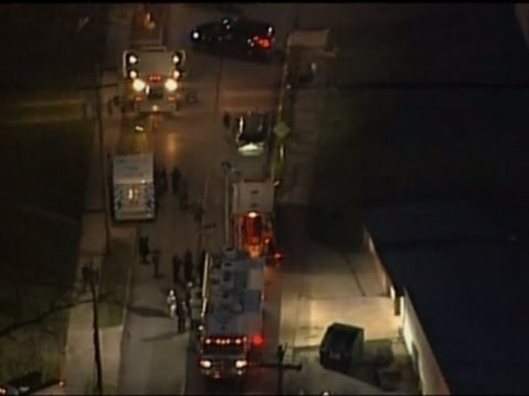 Raw: 2 Police Officers Shot in West Pennsylvania