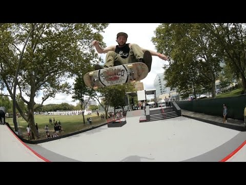 Made In America CA Productions Demo | TW SKATEboarding video