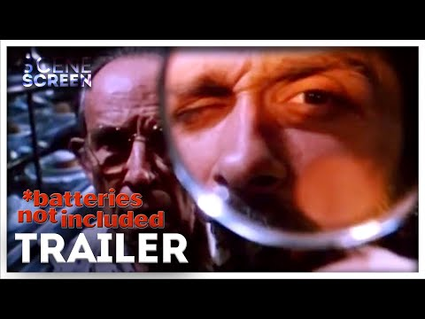 """*batteries not included""  Official Trailer"