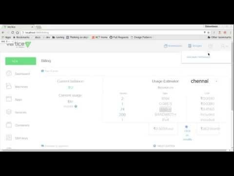 Beta10: PaaS/SaaS for the Hosting Industry via DET.io
