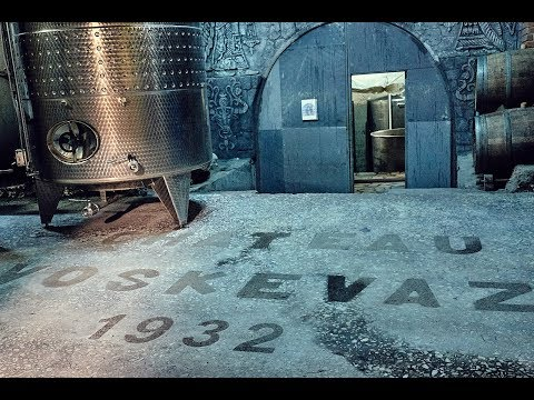 Inside Of One Of The Older Wine Reality Of Armenia: Voskevaz Winery