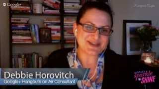 KNSS Live with Debbie Horovitch - Google+ Hangouts on Air Consultant