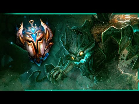 Why has this Maokai been Challenger last 2 seasons despite starting out in Bronze? Season 10
